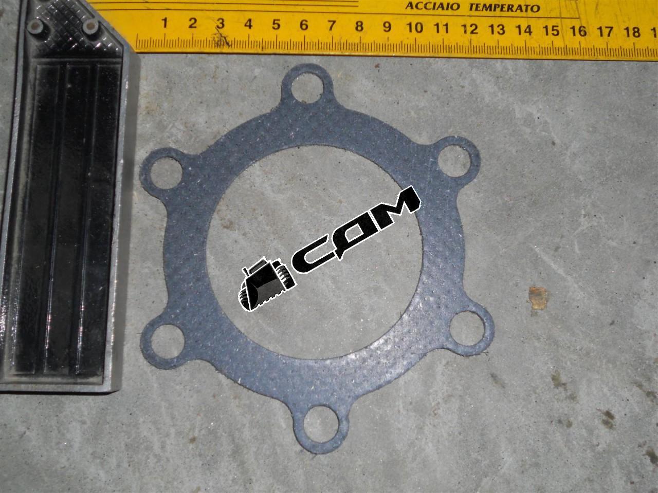 Прокладка турбины (круглая) HOWO   VG1500119011
