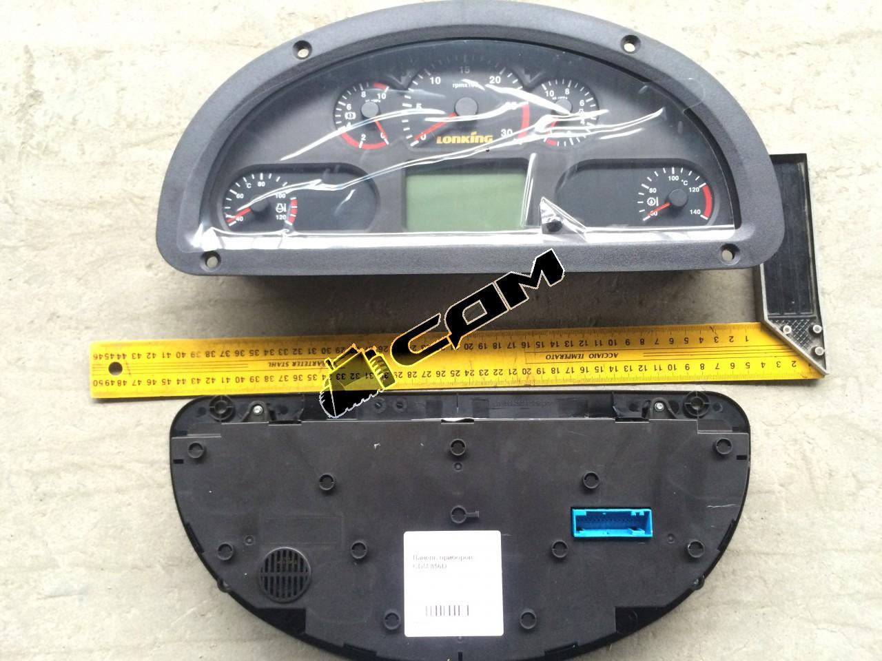 Панель приборов CDM 856D CDM856DI.15.17